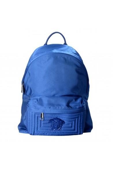 Versace Unisex Blue Medusa Head DFZ53508 Backpack