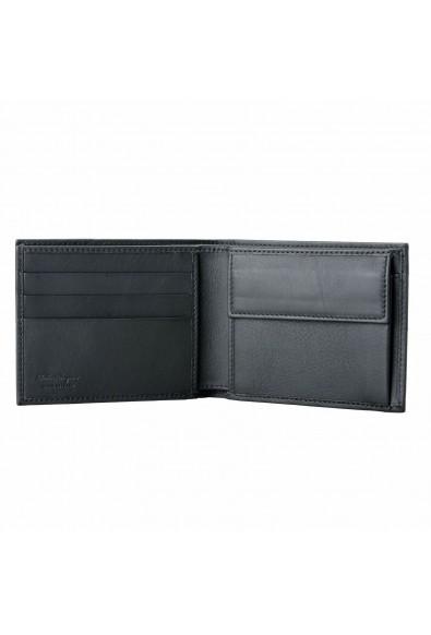 Salvatore Ferragamo 100% Leather Gray Men's Bifold Wallet: Picture 2