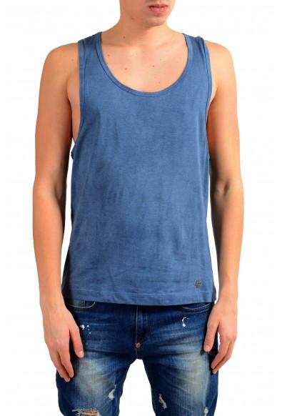 Dolce & Gabbana D&G Men's Blue Tank Top