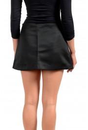 Just Cavalli Women's Black Mini Skirt : Picture 3