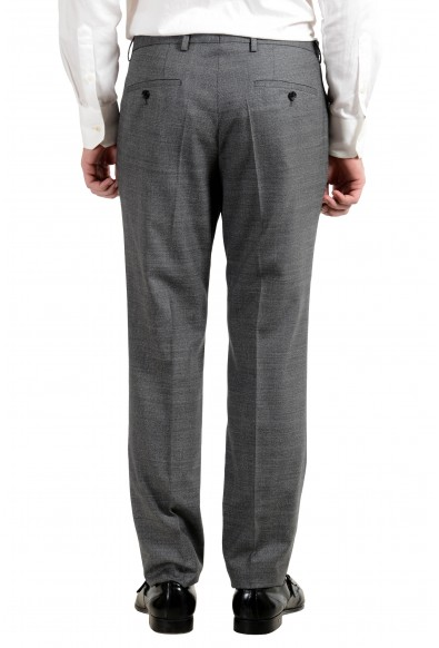 """Hugo Boss """"Johnstons5/Lenon1"""" Men's 100% Wool Gray Two Button Suit: Picture 2"""