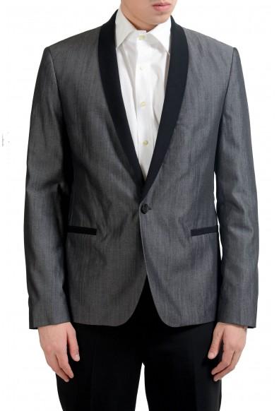 "Hugo Boss ""Aligton"" Men's Wool One Button Blazer Sport Coat"