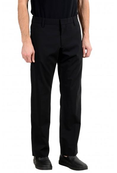 "Hugo Boss ""Halmex"" Men's Wool Black Dress Pants: Picture 2"