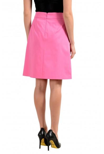 """Hugo Boss """"Raiesa"""" Women's Pink Stretch A-Line Skirt : Picture 2"""