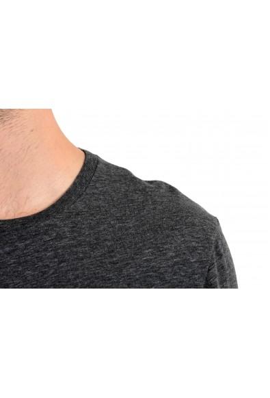 Burberry Men's Gray Long Sleeve Crewneck T-Shirt: Picture 2