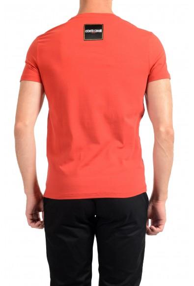 "Roberto Cavalli ""SPORT"" Men's Red Stretch T-Shirt: Picture 2"