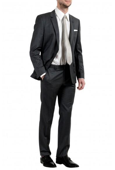 "Hugo Boss ""C-Hutson1/C-Gander"" Men's Gray Wool Two Button Suit: Picture 2"