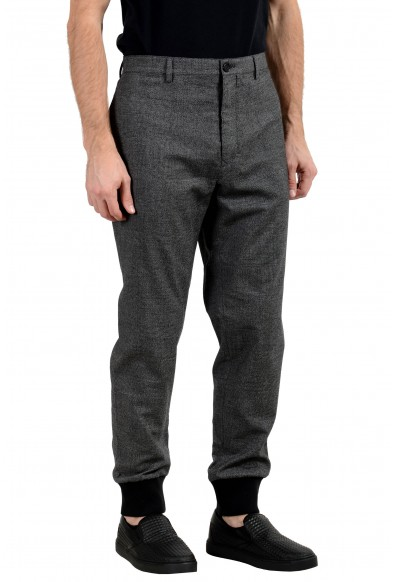 Burberry Men's Wool Gray Casual Pants : Picture 2