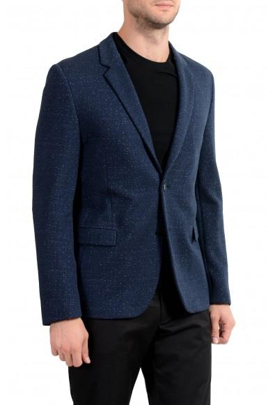 "Hugo Boss ""Arwido4-J"" Men's Blue Two Button Blazer Sport Coat: Picture 2"