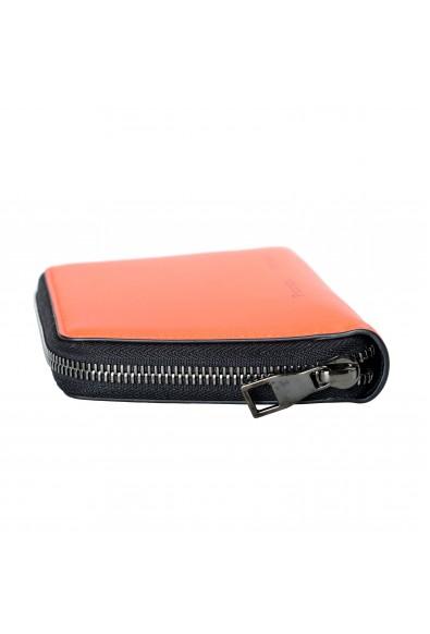 Proenza Schouler Women's Hot Coral 100% Leather Trapeze Zip Wallet: Picture 2