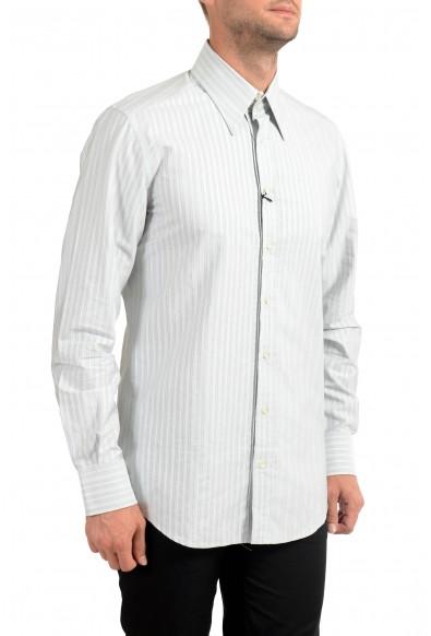 Dolce&Gabbana Men's Slim Long Sleeve Dress Shirt