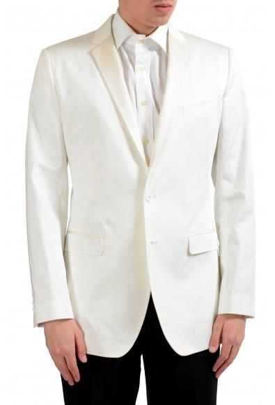 "Dolce & Gabbana ""Martini"" Men's Silk White Blazer Sport Coat"