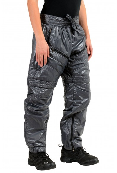 Dolce & Gabbana D&G Men's Gray Insulated Snow Pants: Picture 2