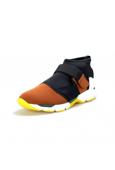 Marni Women's Multi-Color Ankle Sneakers Shoes