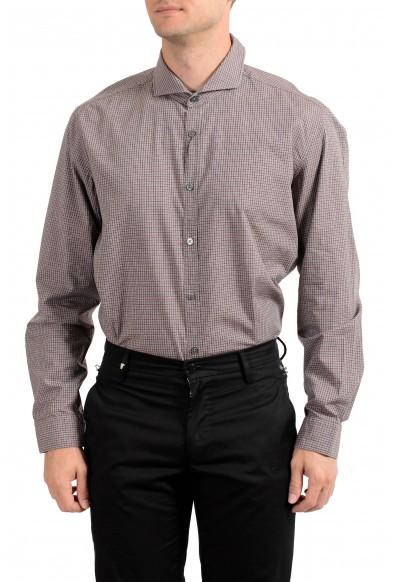 Hugo Boss Men's Lennie_2 Regular Fit Plaid Long Sleeve Casual Shirt: Picture 2