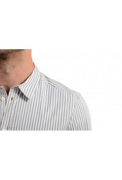 Dolce & Gabbana Men's Striped Long Sleeve Dress Shirt : Picture 2