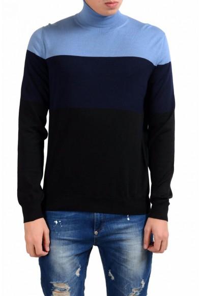 Prada Men's 100% Wool Turtleneck Light Sweater