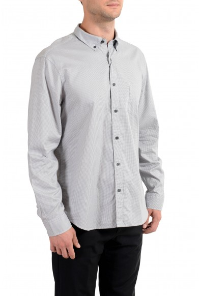 Burberry Brit Men's Button-Down Long Sleeve Casual Shirt : Picture 2