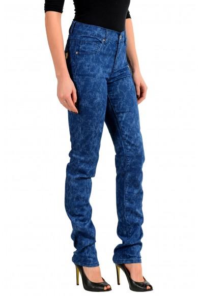 Versace Jeans Blue Slim Fit Women's Jeans: Picture 2