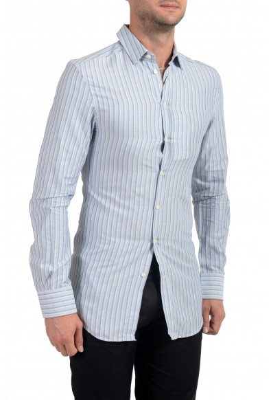 Dolce&Gabbana D&G Men's Striped Long Sleeve Dress Shirt : Picture 2