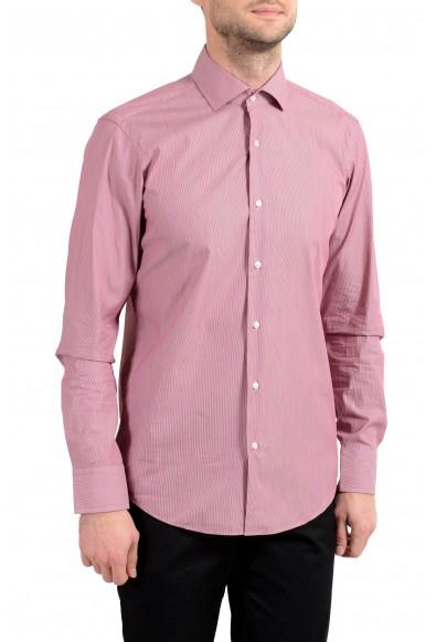 "Hugo Boss ""Gordon"" Men's Regular Fit Stretch Long Sleeve Dress Shirt"