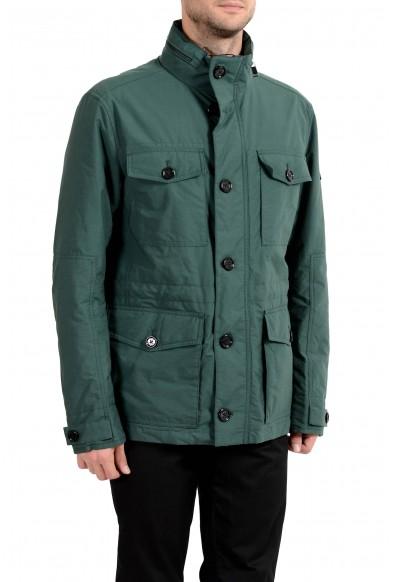 "Hugo Boss ""Cedar3"" Men's Green Full Zip Hooded Jacket: Picture 2"