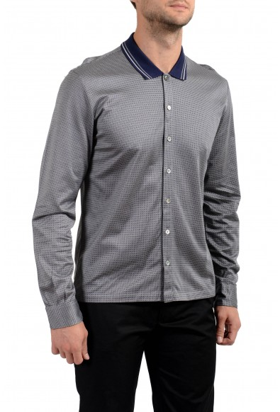 Malo Men's Multi-Color Long Sleeve Casual Shirt: Picture 2