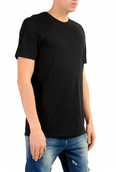 Versace Collection Men's Black Graphic Print T-Shirt : Picture 2