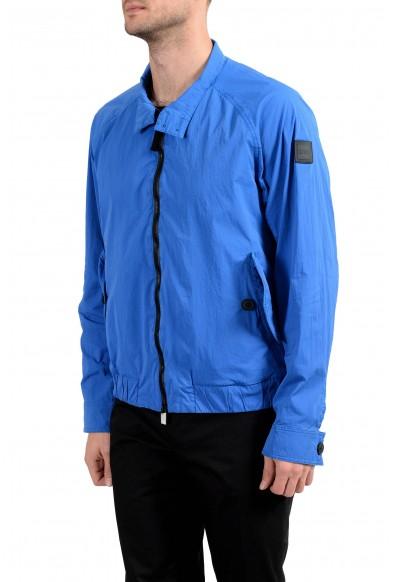 "Hugo Boss ""Osames-D"" Men's Blue Full Zip Windbreaker Jacket : Picture 2"