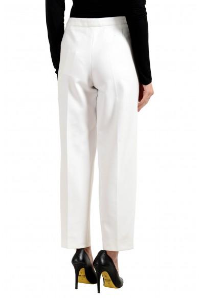 "Hugo Boss Women's ""Tiluna_SideZip"" Off White Pants: Picture 2"