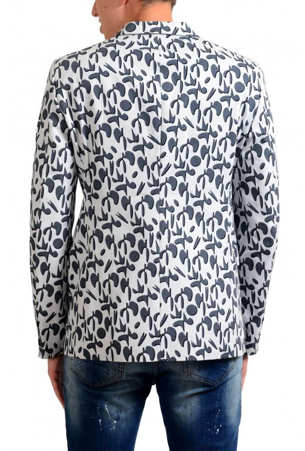 Jil Sander Men's Multi-Color Three Button Blazer Sport Coat: Picture 4