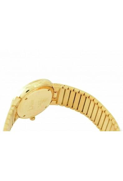 Christian Dior La D De Dior Dark Malachite Dial Solid Swiss Gold Watch: Picture 2