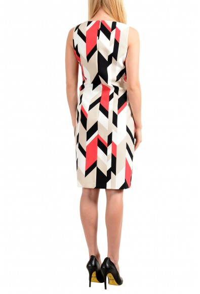 "Hugo Boss Women's ""Dephani1"" Multi-Color Sleeveless Sheath Dress: Picture 2"