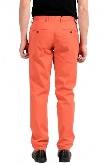 "Hugo Boss ""Stanino17-W"" Men's Orange Stretch Casual Pants : Picture 2"
