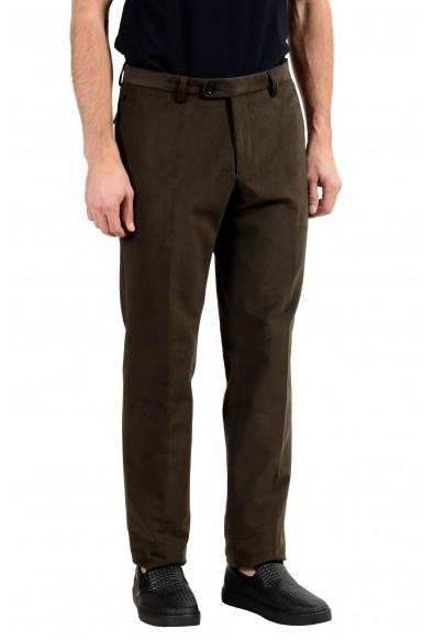 """Hugo Boss """"T-Gilsen"""" Men's Dark Green Casual Pants : Picture 2"""