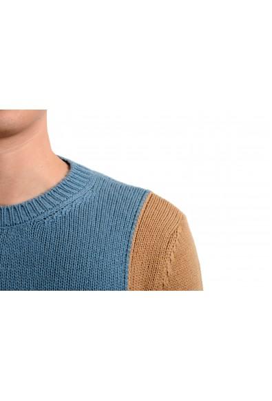 Valentino Men's 100% Cashmere Crewneck Multi-Color Sweater: Picture 2