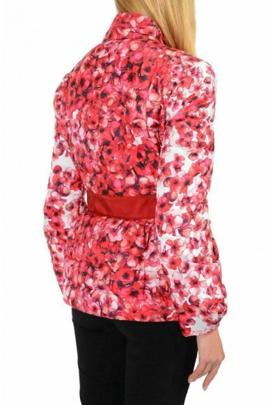 """Moncler Gamme Rouge """"Annie"""" Women's Down Insulated Full Zip Parka Jacket: Picture 2"""