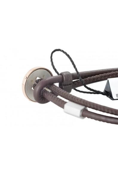 BARAKA Men's BR275141AGME220000 Rose Gold Silver Bracelet: Picture 2