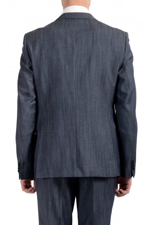 "Hugo Boss ""Reymond/Wenten"" Men's 100% Wool Two Button Suit: Picture 8"