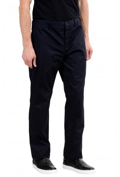 Burberry Men's Dark Blue Casual Pants: Picture 2