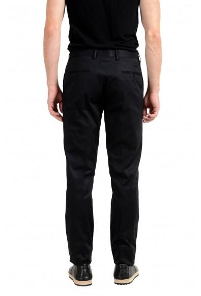 Roberto Cavalli Men's Black Stretch Casual Pants: Picture 2