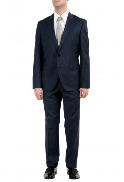 """Hugo Boss """"C-Jefferd/C-Stedson"""" Men's 100% Wool Two Button Suit"""