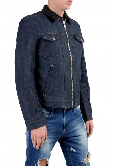 "Hugo Boss ""HUGO058/2"" Men's Denim Full Zip Jacket: Picture 2"