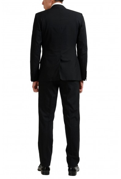 Christian Dior Men's 100% Wool Black Two Button Suit: Picture 2