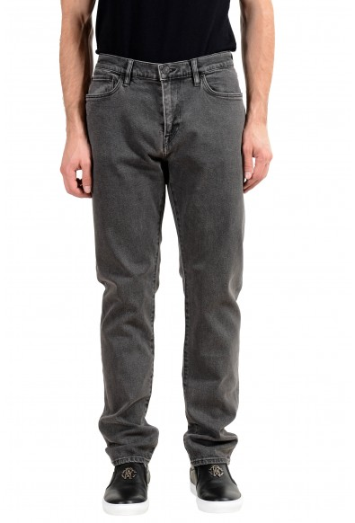 Burberry Brit Men's Gray Slim Leg Jeans