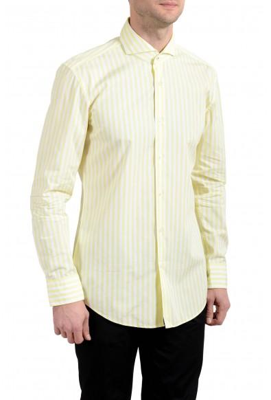 "Hugo Boss ""Jemerson"" Men's Slim Striped Long Sleeve Dress Shirt"