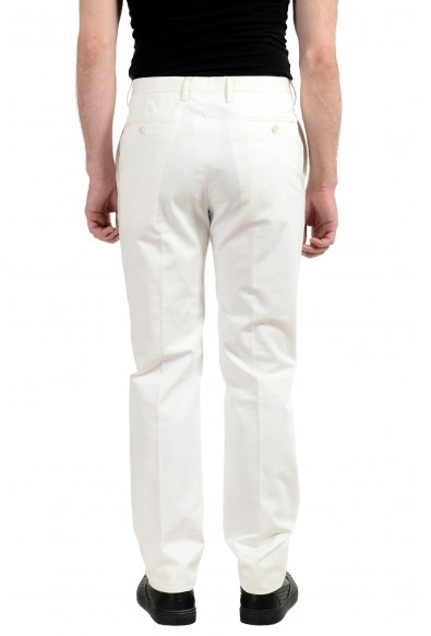 Malo White Men's Casual Pants : Picture 2