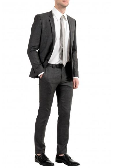 """Hugo Boss """"Adrias4/Heilon"""" Men's 100% Wool Two Button Suit: Picture 2"""