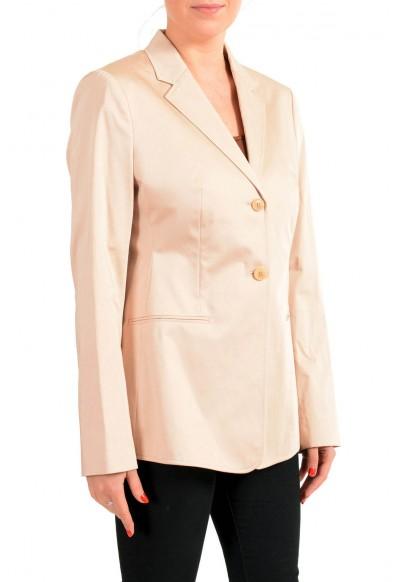 """Hugo Boss Women's """"Jatinda"""" Beige Two Button Blazer: Picture 2"""