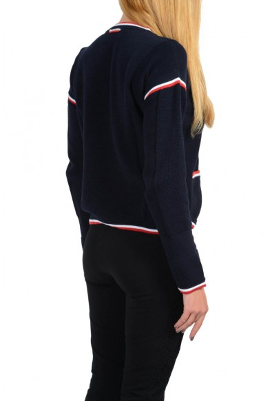 Moncler Gamme Bleu Women's Full Zip Knitted Cardigan Sweater Jacket: Picture 2